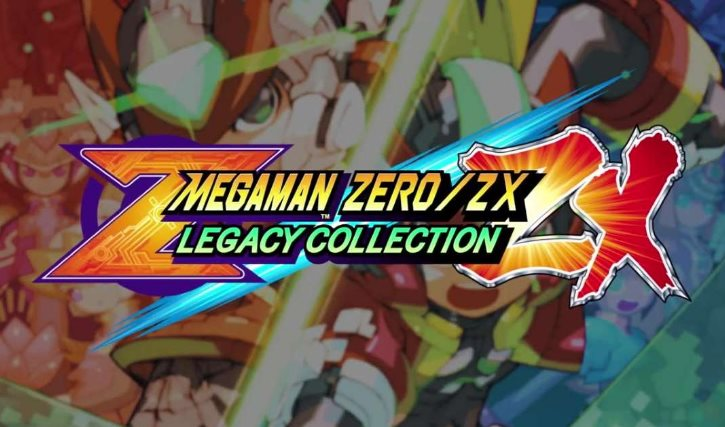 Trofeos de Mega Man Zero ZX Legacy Collection