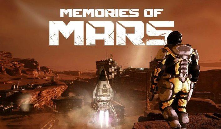 Trofeos de Memories of Mars