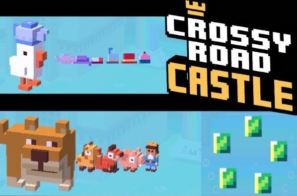 Trucos de Crossy Road Castle