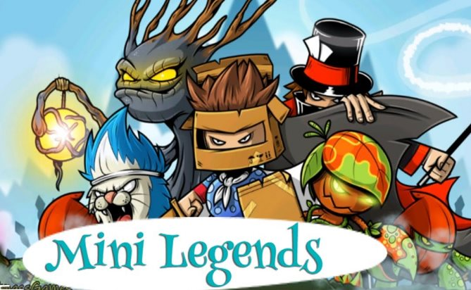 Trucos de Mini Legends