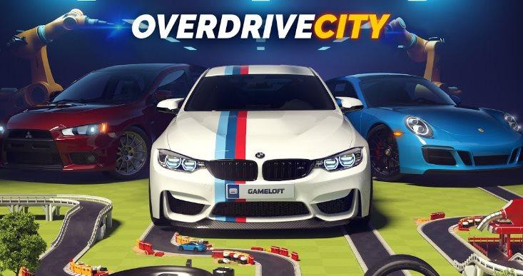 Trucos de Overdrive City