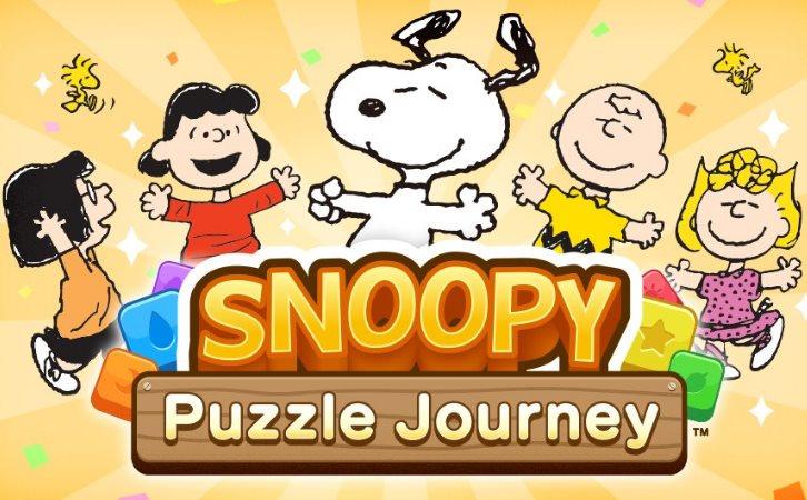 Trucos de Snoopy Puzzle Journey