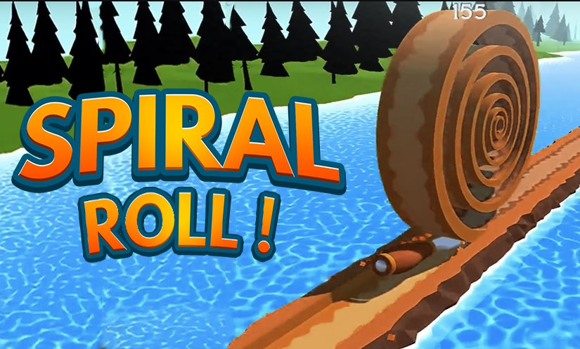 Trucos de Spiral Roll