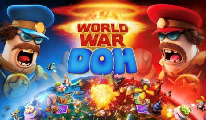 Trucos de World War Doh