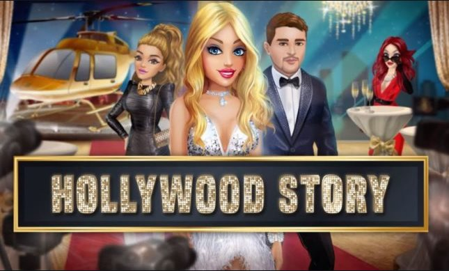 diamantes gratis en Hollywood Story