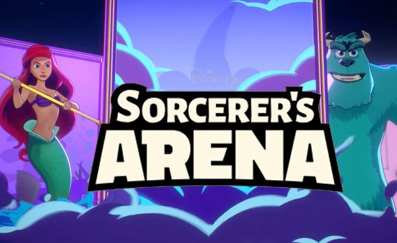 héroes de Disney Sorcerers Arena