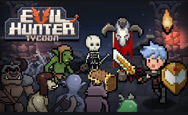 jefes de Evil Hunter Tycoon