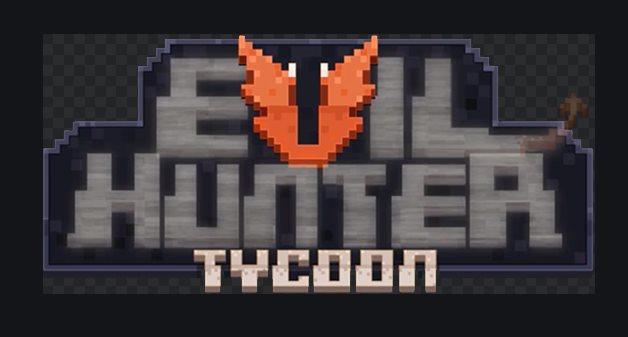 materiales de Evil Hunter Tycoon