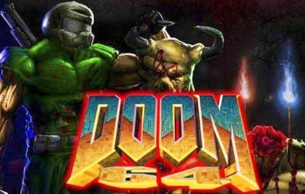 trofeos de Doom 64