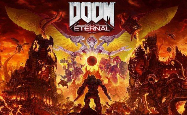trofeos de Doom Eternal