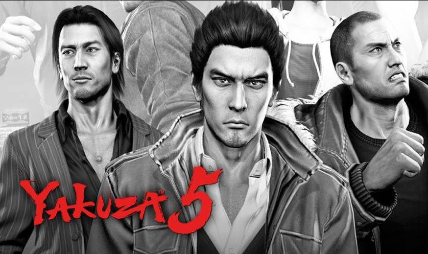 trofeos de Yakuza 5