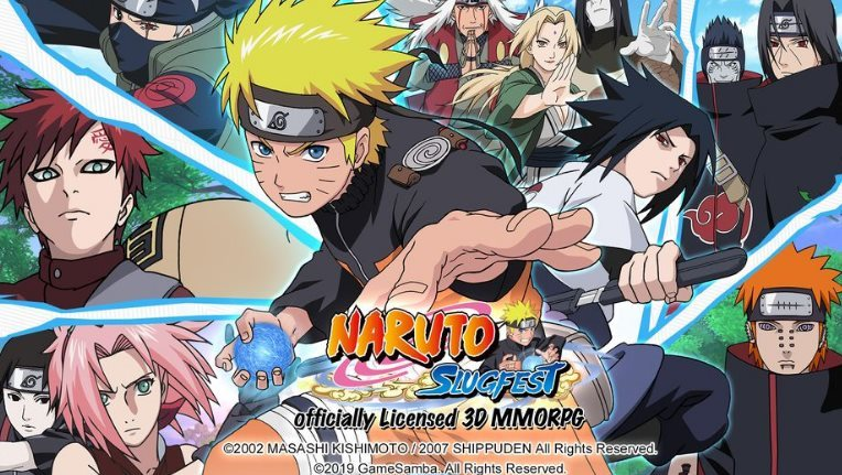 Reroll de Naruto Slugfest
