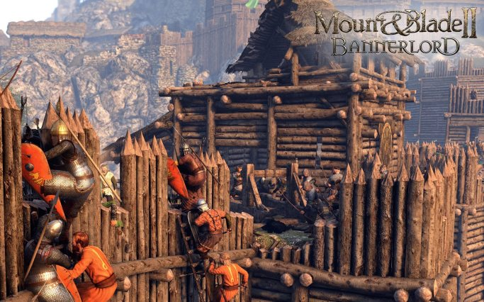 asedio de Mount And Blade 2 Bannerlord