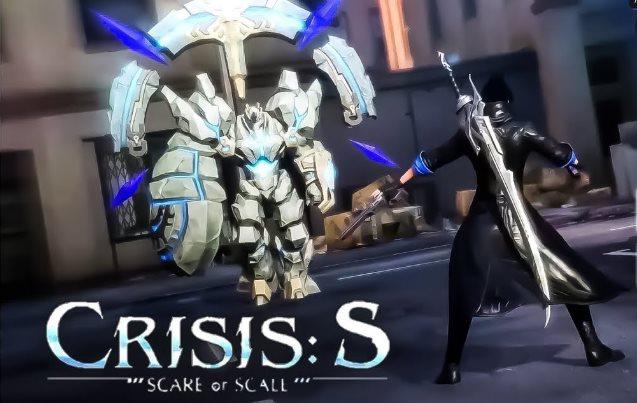 códigos de CRISIS S