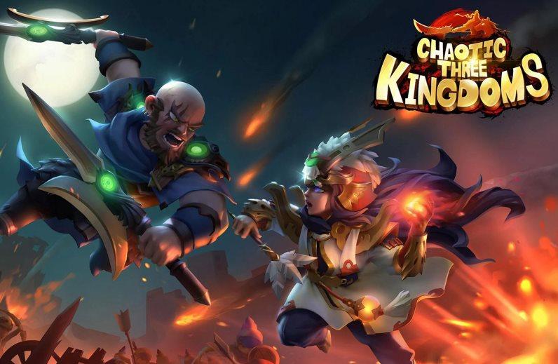 códigos de Chaotic Three Kingdoms