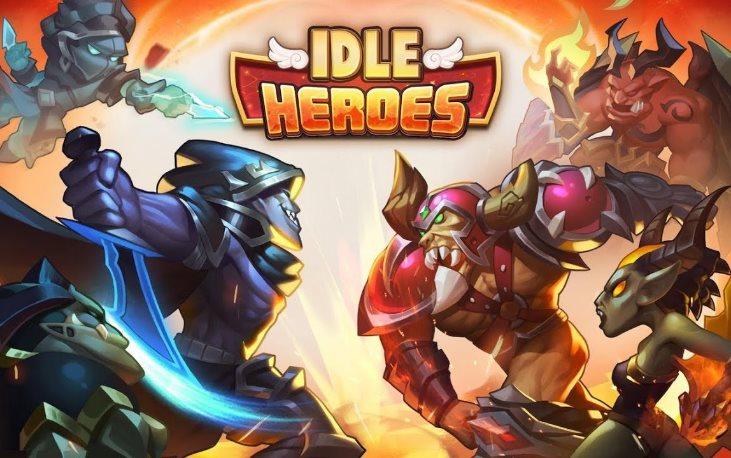 códigos de Idle Heroes