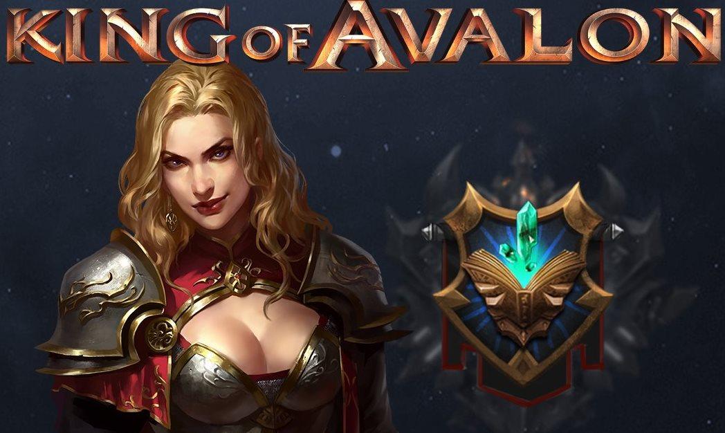 códigos de King of Avalon