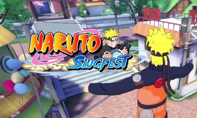 códigos de Naruto Slugfest
