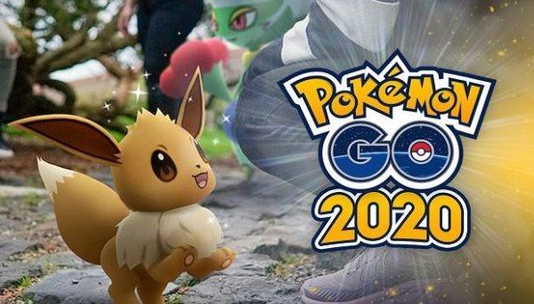 códigos de Pokémon GO de 2020