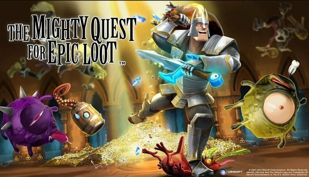 códigos de The Mighty Quest for Epic Loot