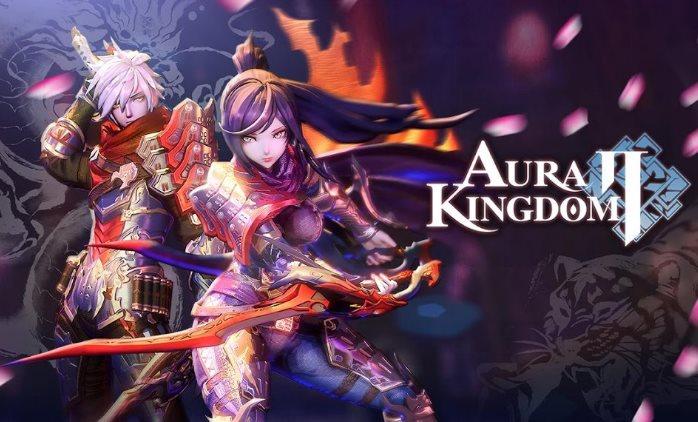 clases de Aura Kingdom 2
