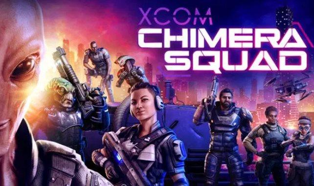 comandos de XCom Chimera Squad