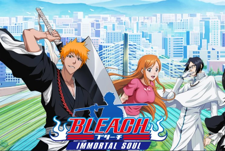 combate de Bleach Immortal Soul