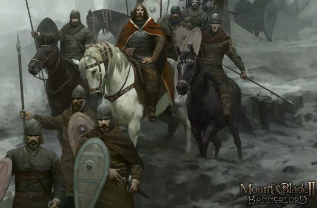 creación de personaje de Mount And Blade 2