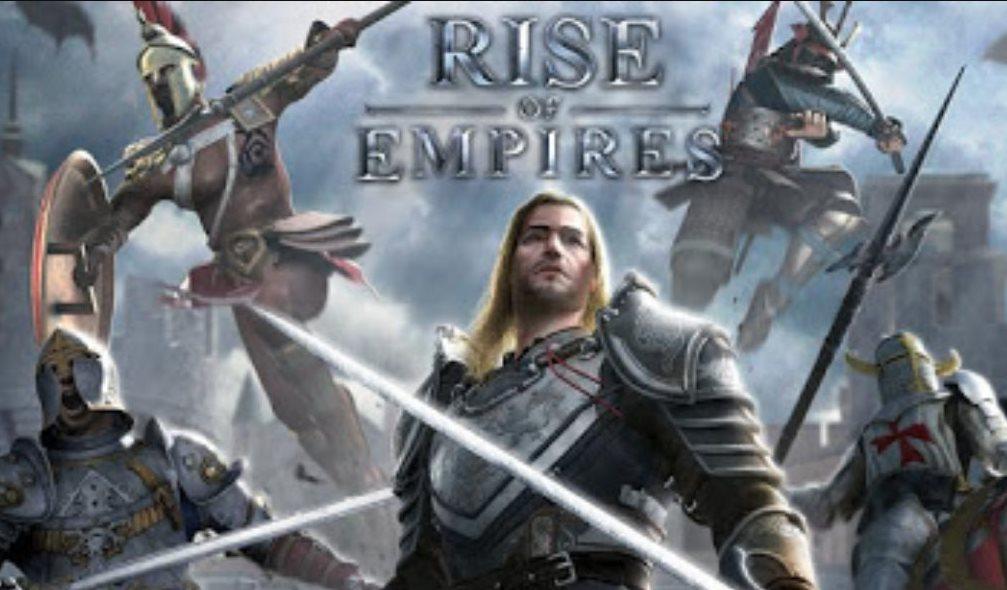 fragmentos de héroes en Rise of Empires