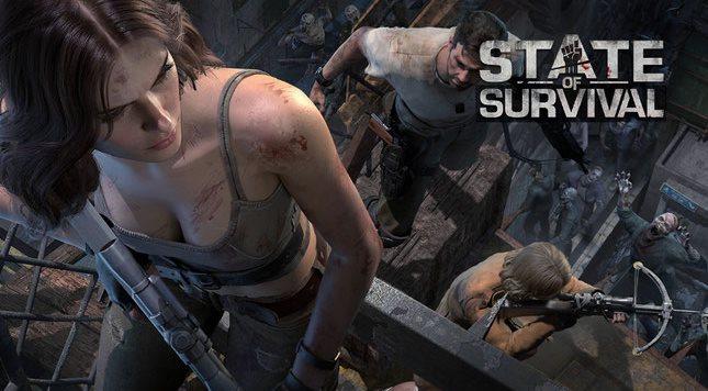 héroes de State of Survival