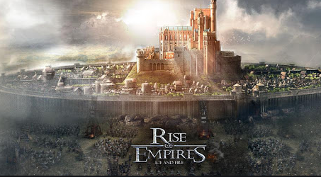 mejora del castillo en Rise of Empires