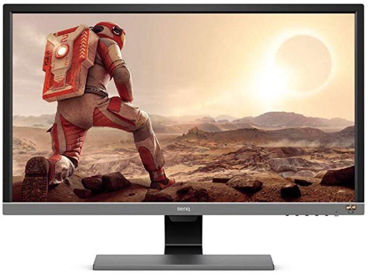 mejores monitores gaming 2020 BenQ EL2870U