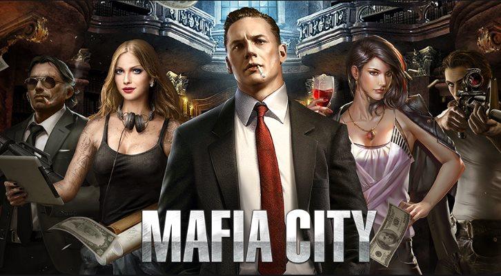 recursos en Mafia City
