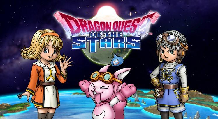reroll de Dragon Quest of the Stars