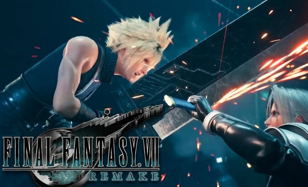 trofeos Final Fantasy VII Remake