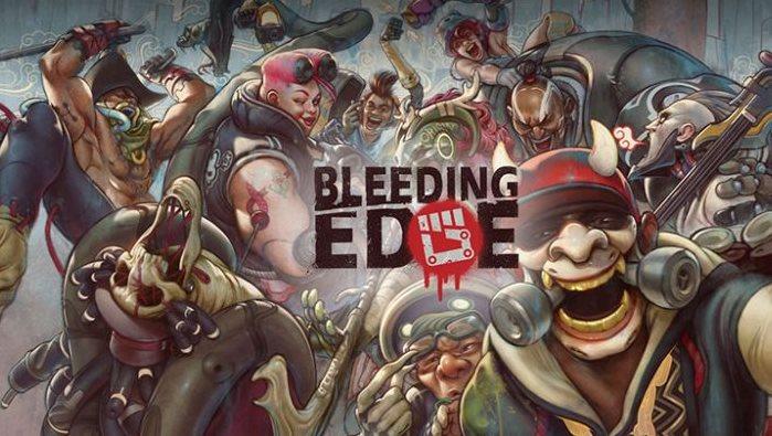 trofeos deBleeding Edge logros