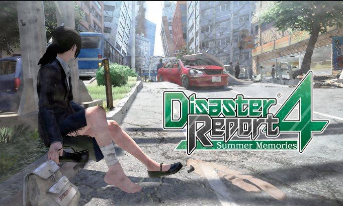trofeos de Disaster Report 4