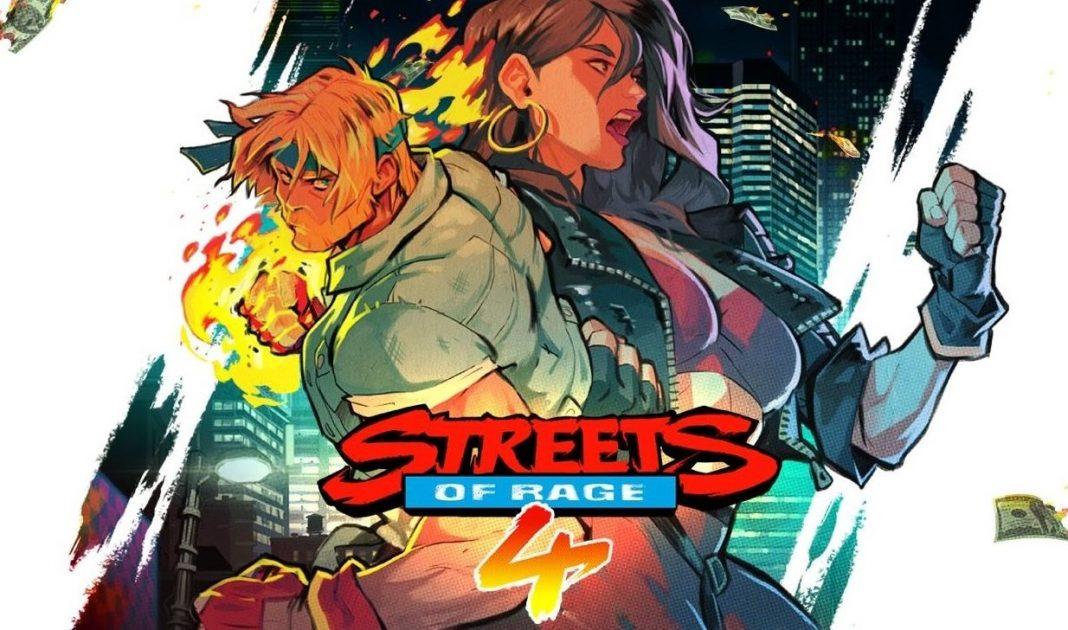 trofeos de Streets of Rage 4 logros