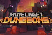 Armaduras de Minecraft Dungeons