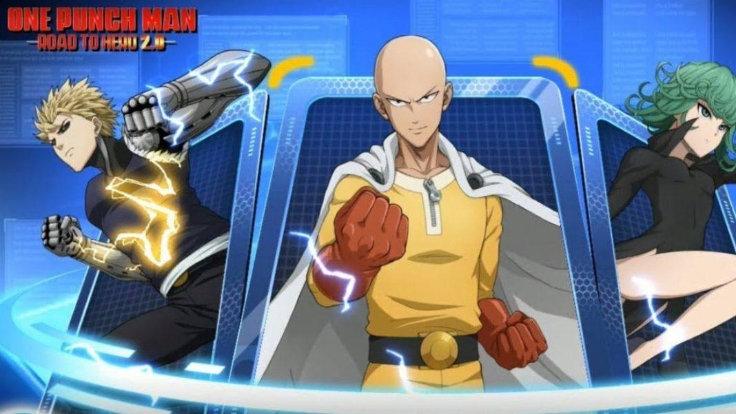 Códigos de One Punch Man Road To Hero 2.0