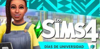Guía de Sims 4 Universidad trucos
