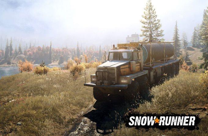 Mapas de Snowrunner