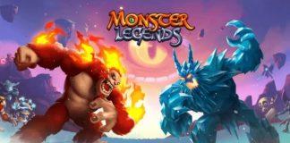 Mejores monstruos de Monster Legends 2020