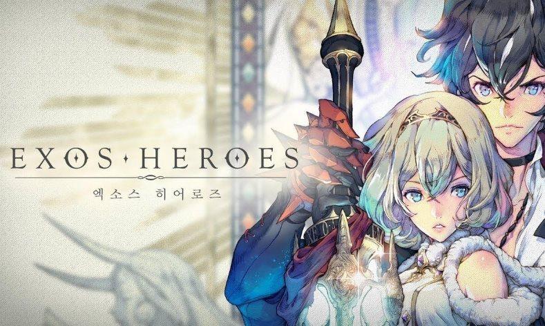 Reroll de Exos Heroes