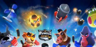 Trucos de Rumble Hockey