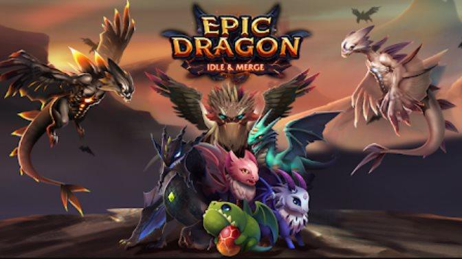 códigos de Dragon Epic Idle Merge
