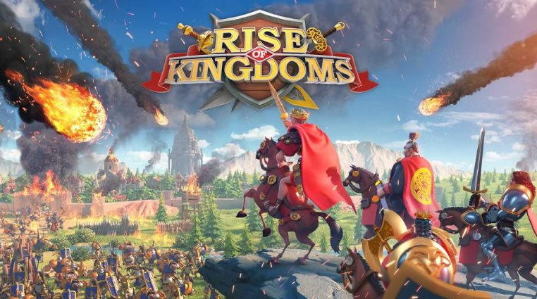 códigos de Rise of Kingdoms