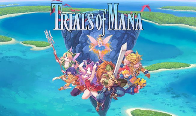 cambio de clase en Trials of Mana