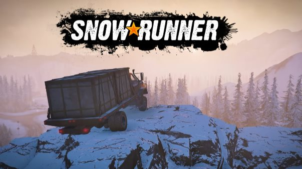 camiones de Snowrunner