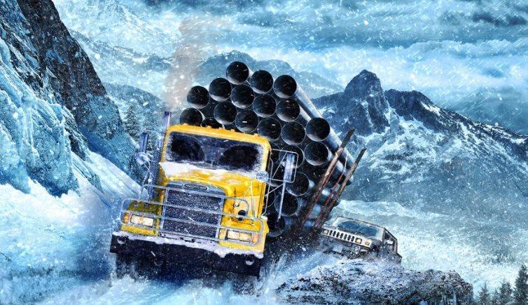 cargamento de Snowrunner